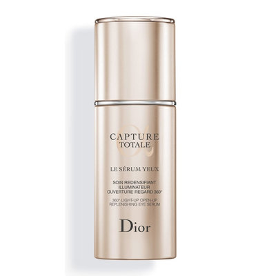 Dior Capture Totale 360° Light-Up Open-Up Replenishing Eye Serum