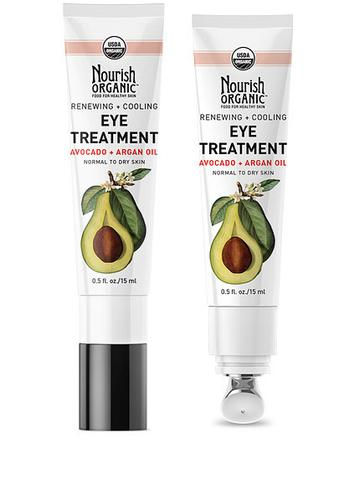 Nourish Organic™ Renewing and Cooling Eye Treatment