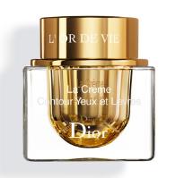 Dior L'or De Vie La Crème Contour Yeux