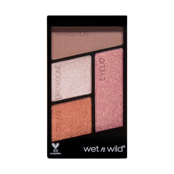 wet n wild Flights Of Fancy ColorIcon Eyeshadow Quad