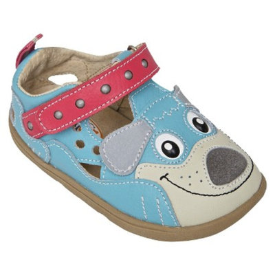 Toddler Girl's Zooligans Sparky Sneakers - Lite Aqua 6