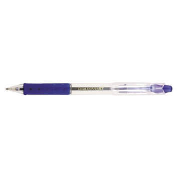 Pentel R.S.V.P. RT Ballpoint Pen, Medium - Blue Ink (12 Per Pack)