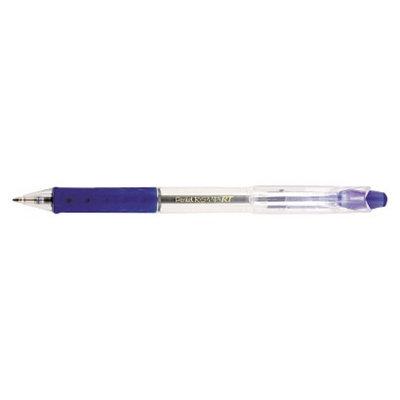 Pentel R.S.V.P. RT Ballpoint Pen, Medium - Blue Ink (12 Per Pack)