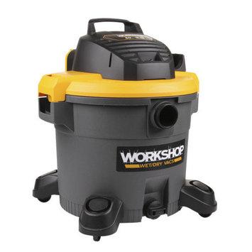 WORKSHOP Wet/Dry Vacs 12 Gal. 5.0 Peak HP High-Power General Purpose Wet/Dry Vac