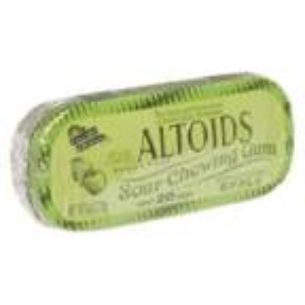 Altoids Chewing Gum Sour Apple