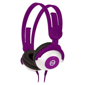Supply and Beyond, LLC Kidz Gear Volume Limit Headphones - Purple