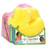 Spongeables Shower Gel in a Sponge, Fruitlicious, 4 Count, 2-Ounce Sponges