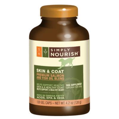 Simply NourishTM Skin & Coat Dog Supplement
