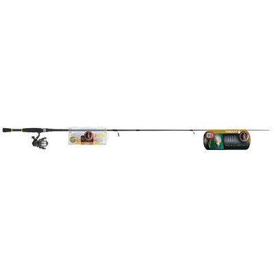 Ready 2 Fish Trout Spin Ultralight Combo with Kit
