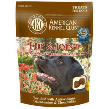 American Kennel Club AKC Hip and Joint Nutritionally Enhanced Dog Treat