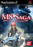 Bandai MS Saga: A New Dawn