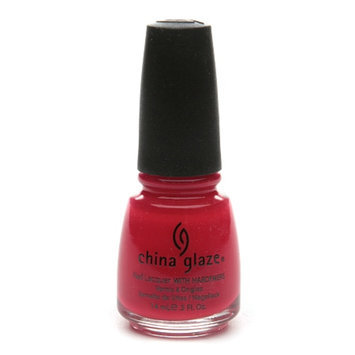 China Glaze Neon Nail Laquer with Hardeners