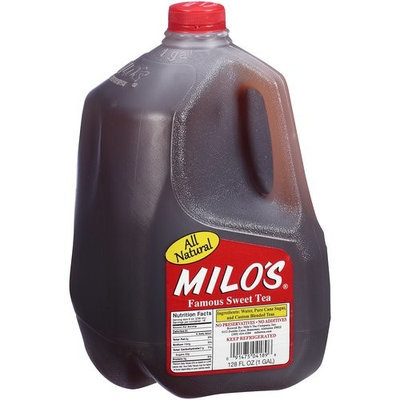 Milo's Famous Sweet Tea, 128 fl oz