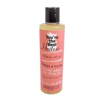 Not Soap, Radio Say It With Suds You're the Best Hostess bath/shower gel 10.2 oz.
