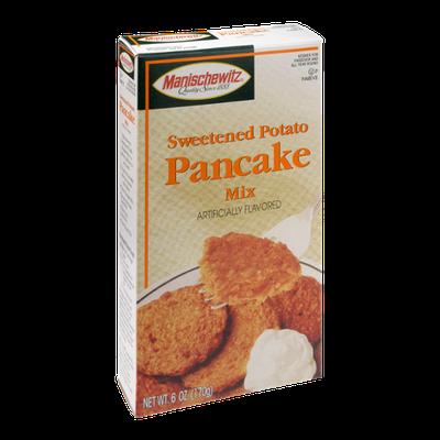 Manischewitz Sweetened Potato Pancake Mix
