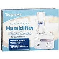 Walgreens Compact Personal Ultrasonic Humidifier