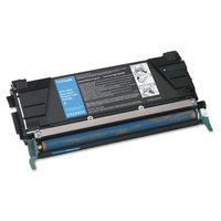 Lexmark C5220CS Original Cyan Return Program Toner Cartridge