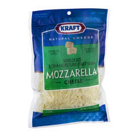 Kraft Shredded Low-Moisture Part-Skim Mozzarella Cheese