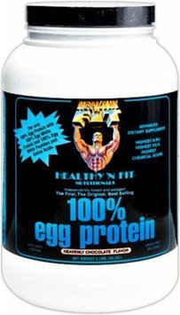 Healthy N Fit Healthy 'N Fit 100 Percent Egg Protein Banana 2 lbs