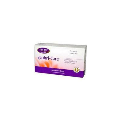 Frontier Natural Products Co-op 216667 Life-flo Womens Wellness Lubri-Care Personal Lubricant 10 vaginal ovules PMS & Me