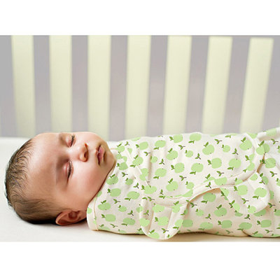 Summer Infant SwaddleMe-Apple 2 Pack (Small/Medium)