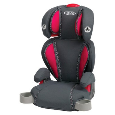 Graco Highback Booster Carseat - Denise