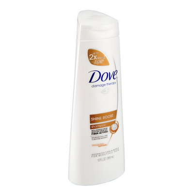 Dove Damage Therapy Shine Boost Shampoo