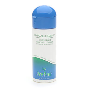 PrePair Hypoallergenic Personal Lubricant