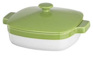 KitchenAid 2.8 Quart Streamline Ceramic Casserole Dish - Keylime