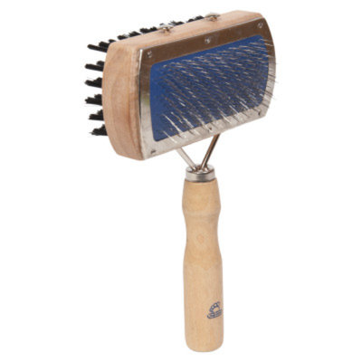 Top Paw 2-in-1 Square Comination Dog Brush