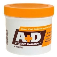 A+D A & D Diaper Rash Ointment 16 oz.