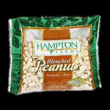Hampton Farms Natural & Raw Blanched Peanuts