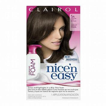 Clairol Nice 'n Easy Color Blend Permanent Hair Color Foam