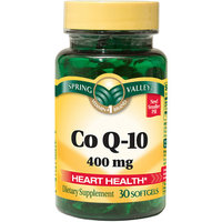 Spring Valley Co Q-10 Softgels