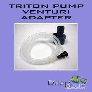 Deep Blue Professional ADB40024 Triton Venturi Kit for Aquarium Air Pump, 3/4-Inch