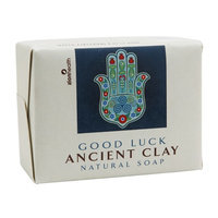 Zion Health Ancient Clay Soap Good Luck, Coconut, 10.5 oz