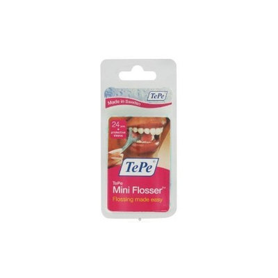 Tepe Oral Health Care Flosser Mini 24 Count