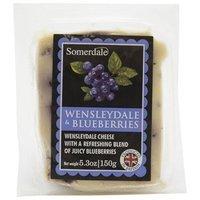 Generic Somerdale Wensleydale & Blueberries Cheese, 5.3 oz