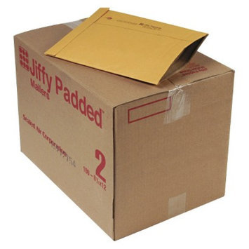 Sealed Air Jiffy Padded Mailer, Side Seam- Golden