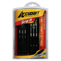Accudart Grip-It Soft Tip Dart Set