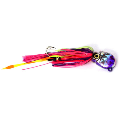 Braid Thumper Squid Jigs