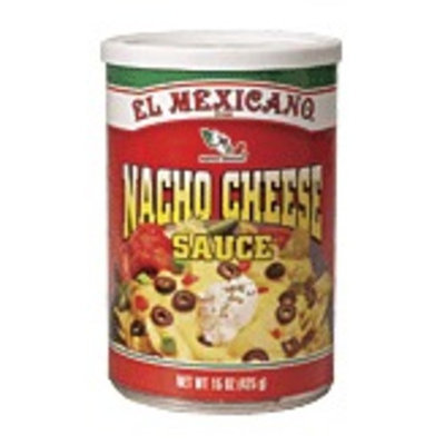 El Mexicano Nacho Cheese Sauce (15 oz.)