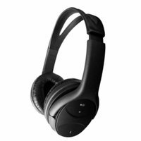 Hype One-Touch Bluetooth Stereo Headphone, 1 ea