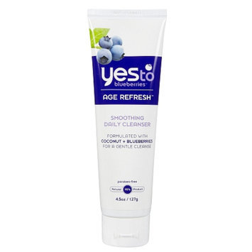 Yes To Blueberries Age Refresh Smoothing Daily Cleanser
