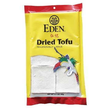 Eden Dried Tofu, 2-Ounce Packages (Pack of 6)