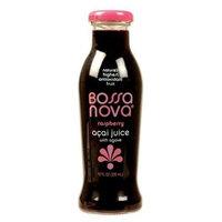 BOSSA NOVA Organic Raspberry Acai Juice, Size: 10 Oz (pack of 8)