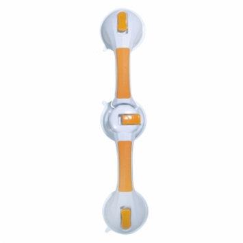 Drive Medical Adjustable Angle Rotating Suction Cup Grab Bar, 1 ea