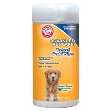 ARM & HAMMER™ Advanced Pet Care Textured Dog Dental Wipe