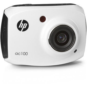 HP ac100w Action Camcorder with 2.4-Inch LCD, White
