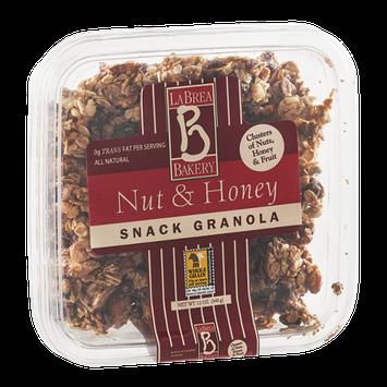 La Brea Bakery Snack Granola Nut & Honey
